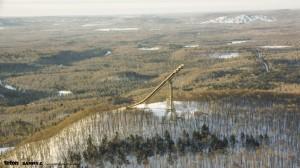 """Sammy Carlson The.Sammy .C.Project fot.materialy.organizatora.tetongravity.com Ironwood Copper.Peak 2 300x168 - """"The Sammy C Project"""" – superprodukcja narciarska 22 marca w Multikinie! (WIDEO)"""