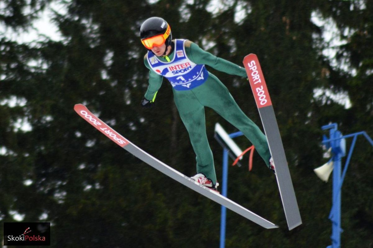 Zapotoczny Andrzej fot.Bartosz Leja - FIS Cup Villach: Wyniki treningu i serii próbnej, dobry skok Zapotocznego
