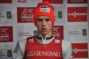LPK Wisła: Norwegowie najlepsi w treningach, dobre skoki Ziobry i Kłuska