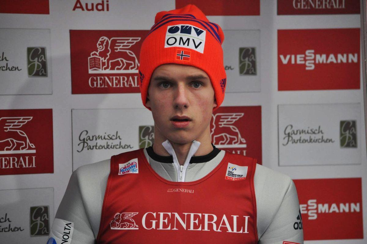 Halvor Egner Granerud (fot. Przemek Wardęga)