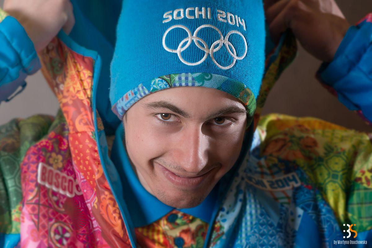 Jakub Kot (fot. Martyna Osuchowska / Behind the Sport)