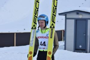 Toni Nieminen (fot. SM hiihdot 2016 Taivalkoski)