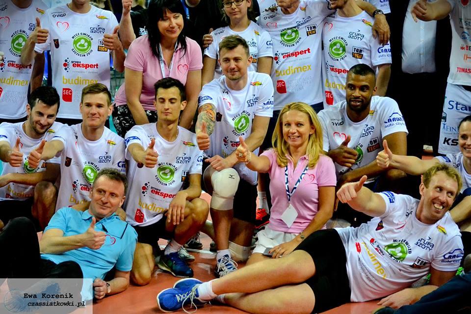 Skoczkowie zagrali w charytatywnym Meczu Gwiazd w Szczecinie