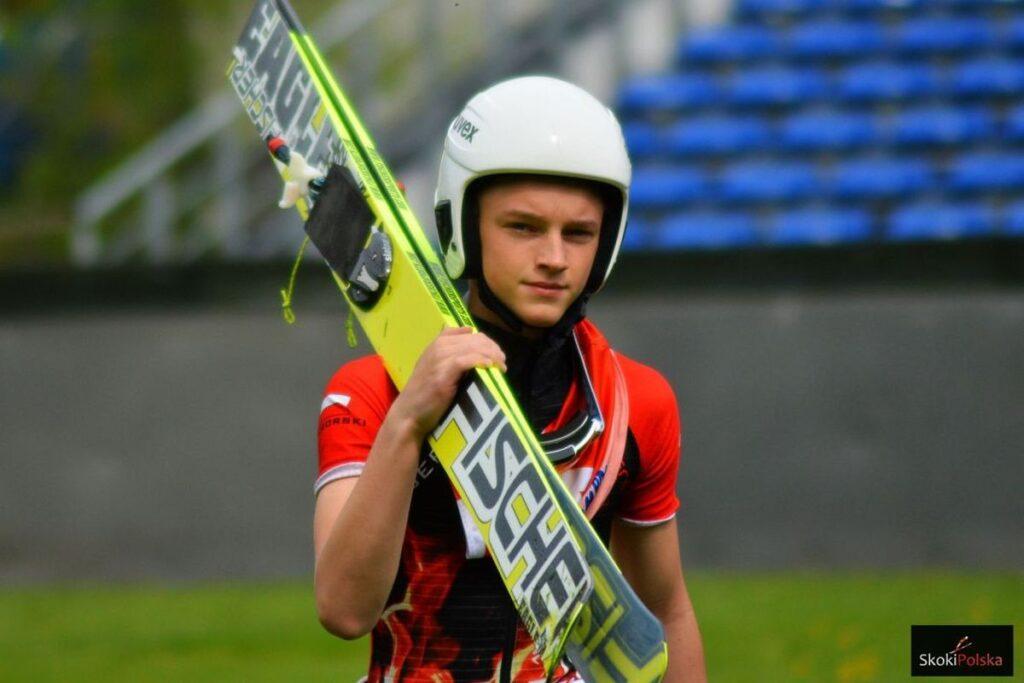 """Siostrzeniec Małysza w kadrze juniorów, Hankus: """"Tomek na 100% ma geny po wujku"""""""