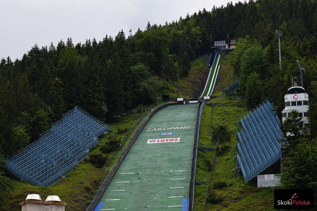 Puchar Świata w Zakopanem bez modernizacji Wielkiej Krokwi? (felieton)