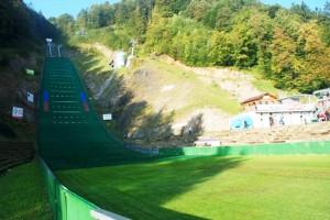 Kranj Bauhenk fot.sloski.si  300x200 - Wszyscy bracia Prevc z medalami na mistrzostwach Słowenii!