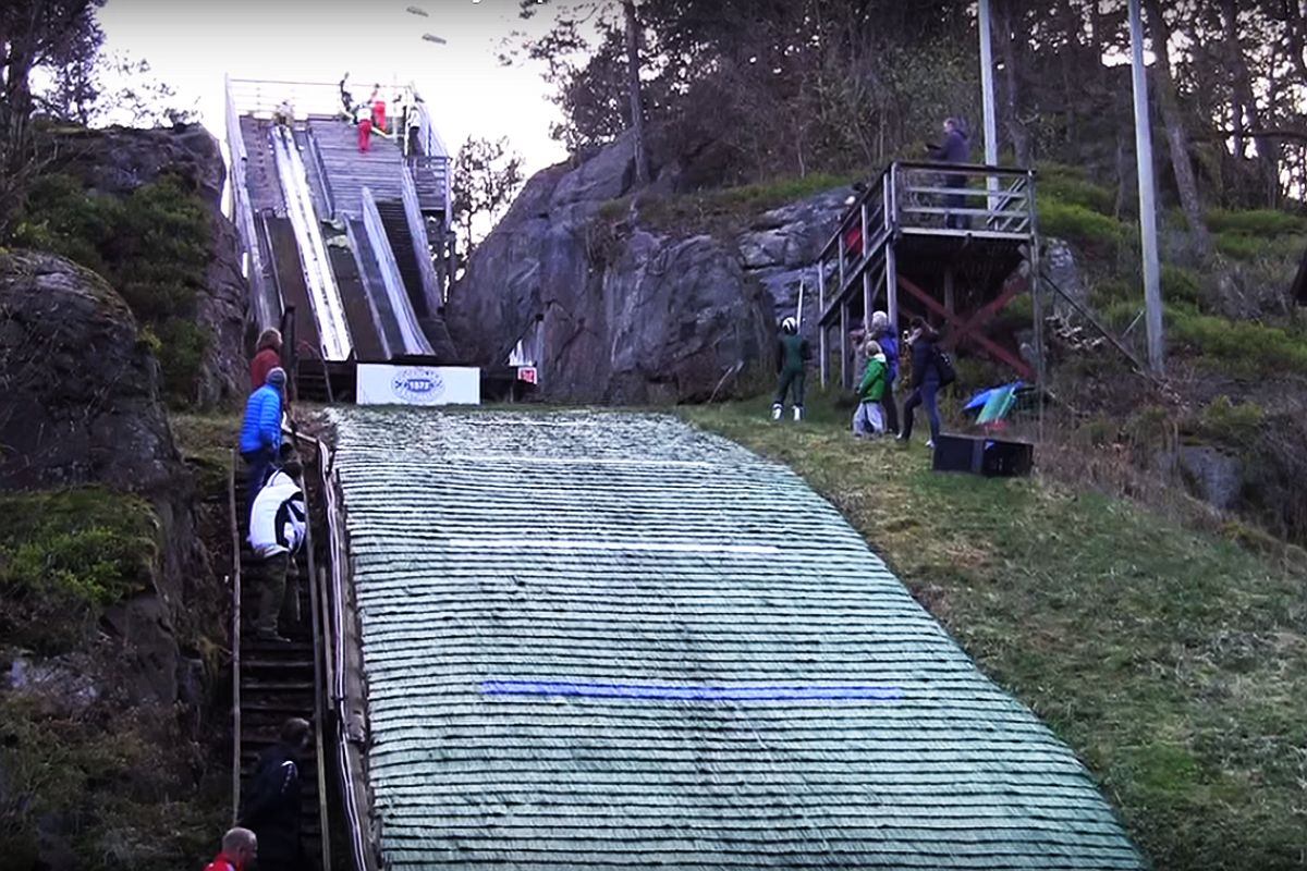Norwegowie stawiają na najmłodszych – nowa skocznia w Kristiansand