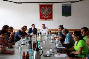 Spotkanie Komitetu Organizacyjnego FIS Grand Prix Wisła 2016 (fot. Alicja Kosman / PZN)