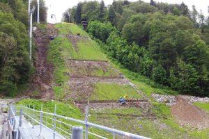Trwa przebudowa mamuciej skoczni w Oberstdorfie (FOTO)