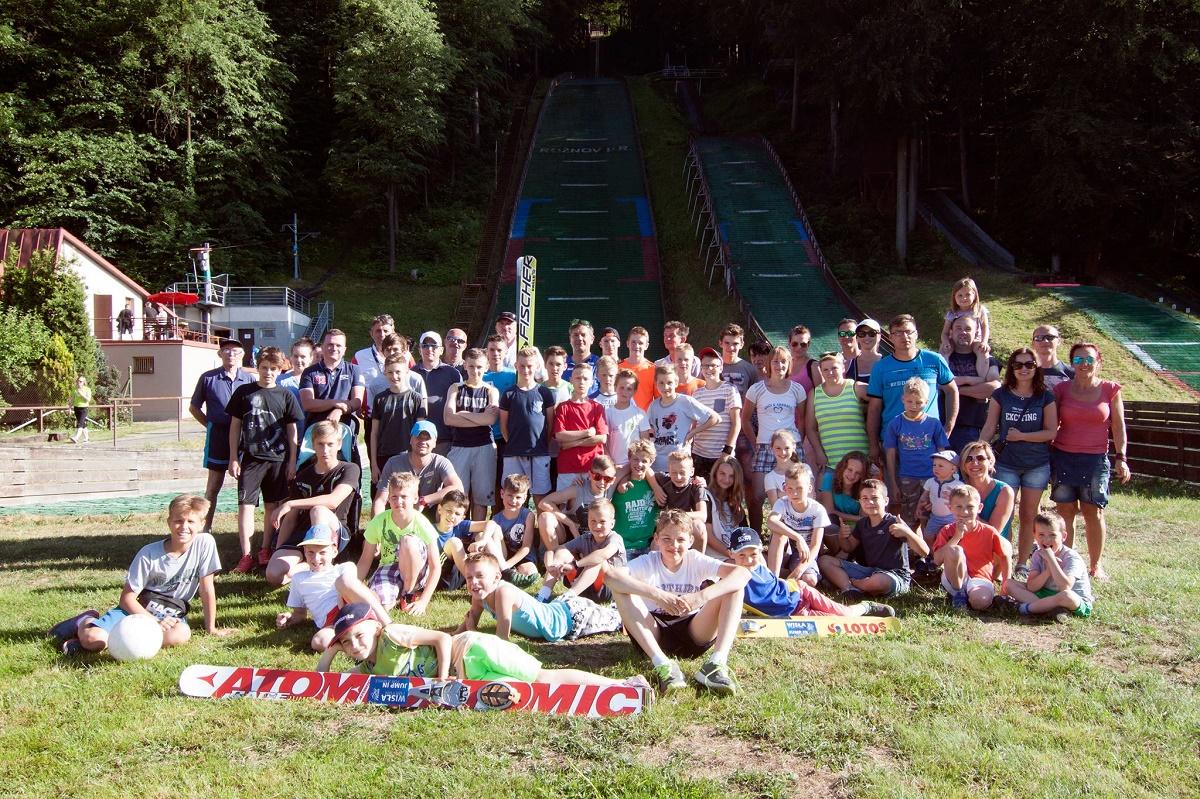 Turniej Beskidzki Cienciala Polacy fot.archiwum.zawodnika - Młodzi Polacy walczyli z Czechami w 28. Turnieju Beskidzkim