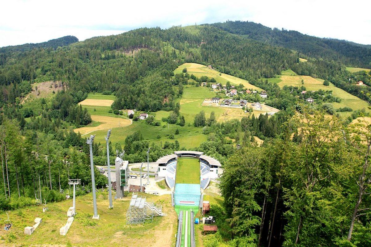 FIS Grand Prix: Dodatkowa komunikacja dla kibiców skoków narciarskich w Wiśle