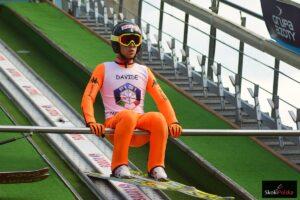Bresadola Davide Wisla.trening.2016 fot.Bartosz.Leja  300x200 - FIS Cup Kuopio: Ziobro zwycięża z ogromną przewagą, Zniszczoł na podium!