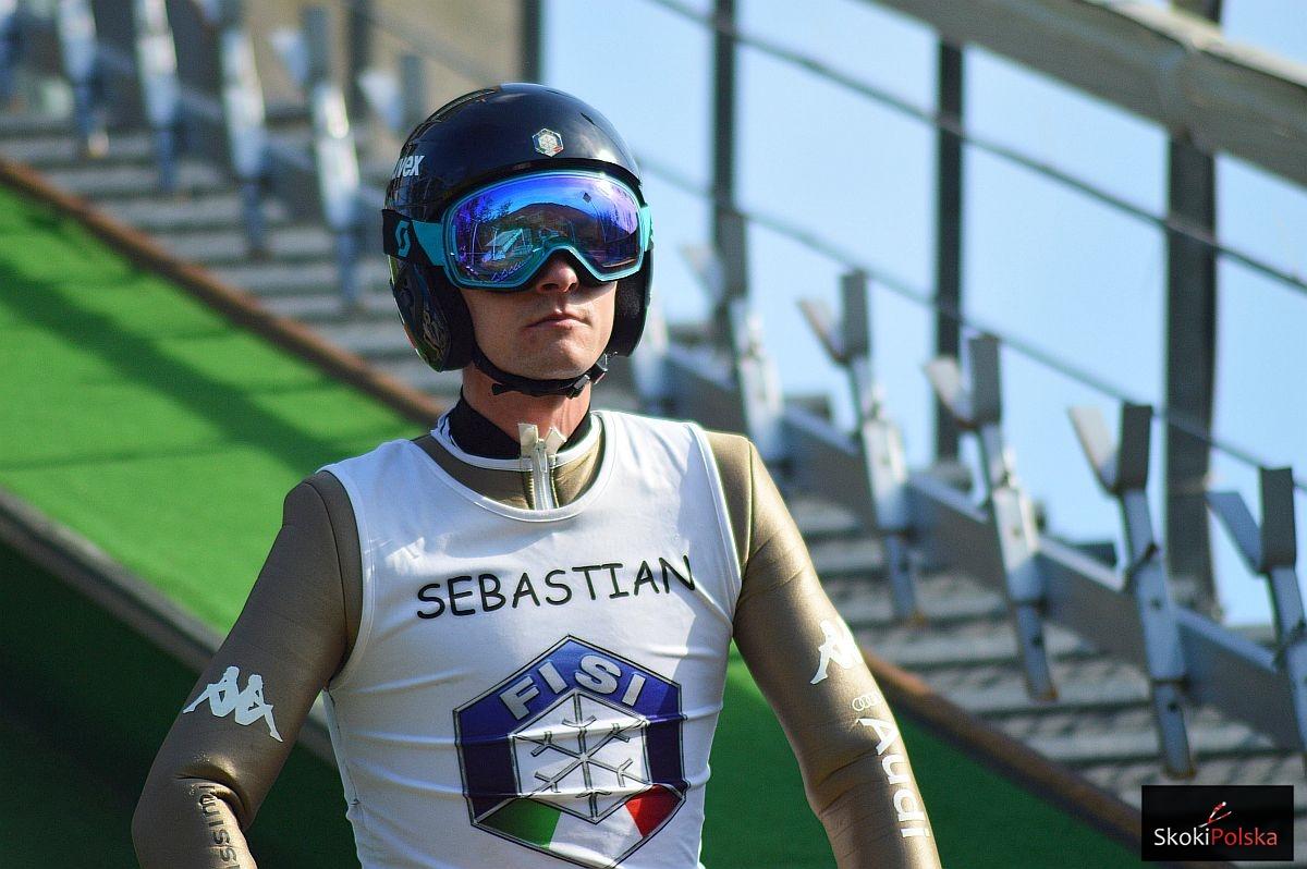Colloredo Sebastian Wisla.2016.trening fot.Bartosz.Leja  - LGP Hinterzarten: Włosi zdominowali treningi, dobry skok Kota