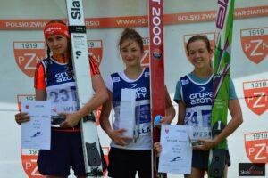 FIS Cup Pań: Kinga Rajda ponownie zwycięża w Szczyrku!