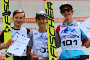 FIS Cup Szczyrk: Kolejny triumf Bresadoli, Miętus na podium!