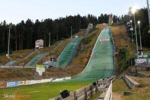 Hinterzarten - 'Adler-Skistadion', fot. Maria Grzywa