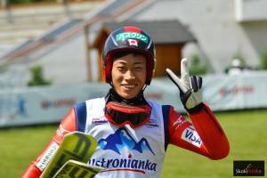 Yuken Iwasa (fot. Bartosz Leja)
