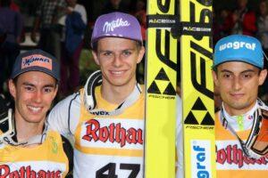 LGP Hinterzarten: Wellinger zwycięża, Kot znów na podium!