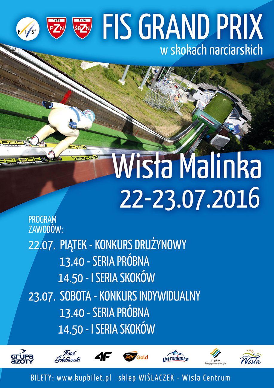LGP Wisła 2016 - zapowiedź (program, bilety)