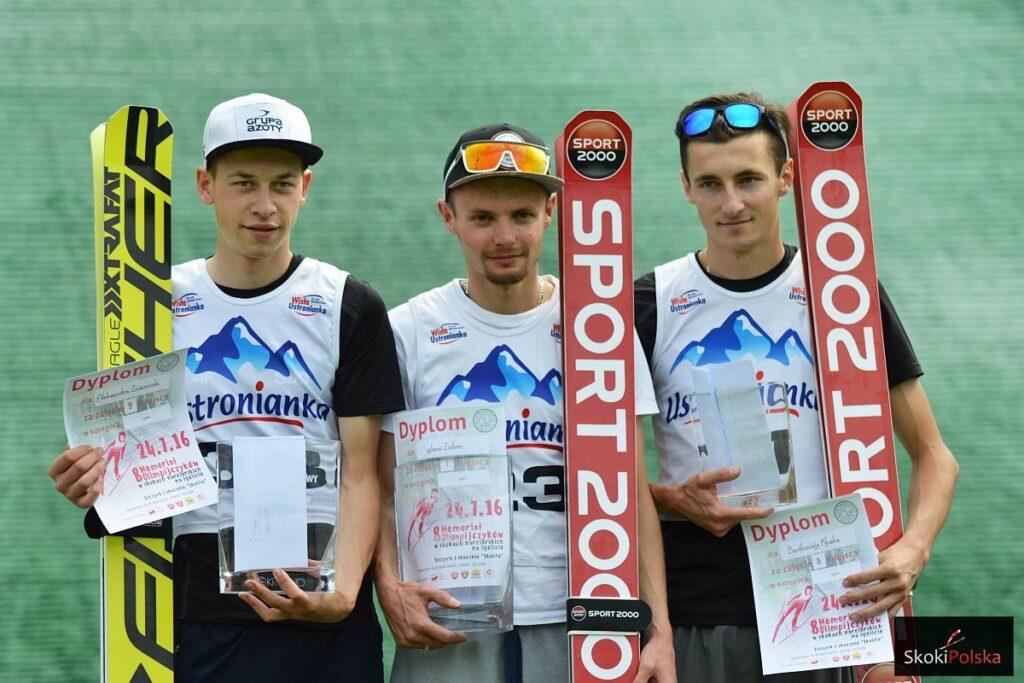 Ziobro, Hutyra i Skupień triumfują w Memoriale Olimpijczyków w Szczyrku