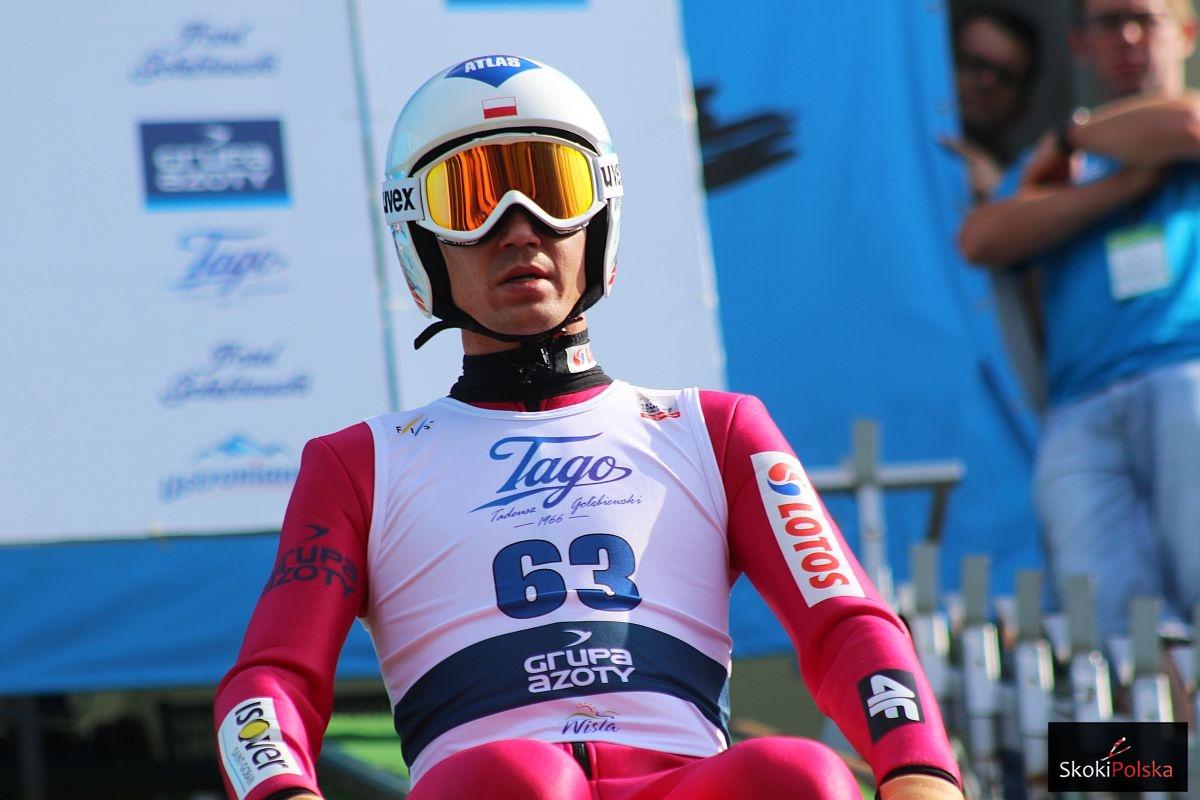 PŚ Lillehammer: Stoch liderem po pierwszej serii, Kot piąty!