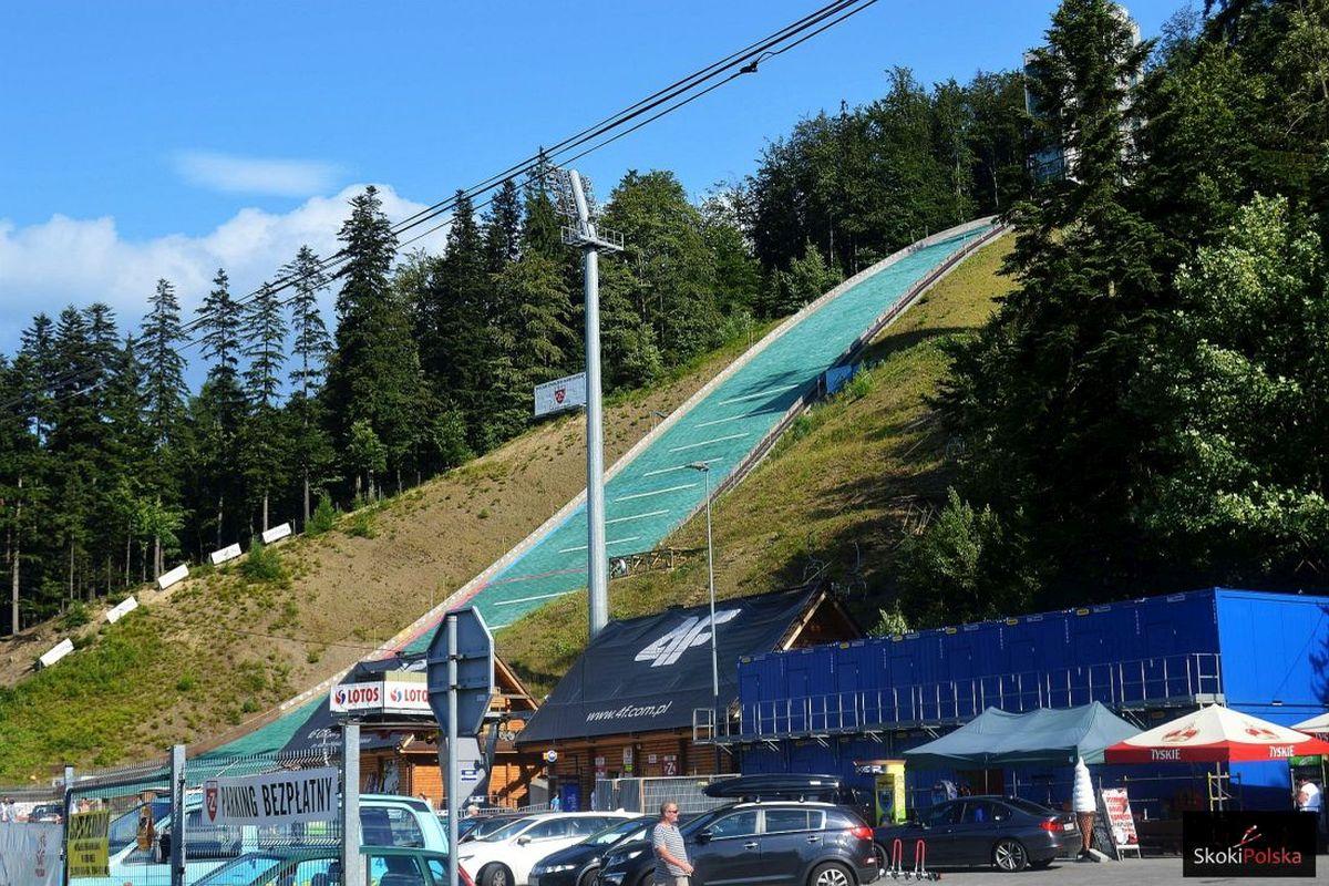 Wisla.Malinka.2016 - LGP Wisła 2017: Przewóz kibiców na skoki narciarskie
