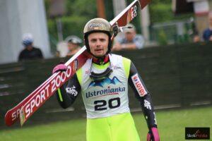 LPK Lillehammer: Bjoereng na prowadzeniu, Ziobro trzeci!