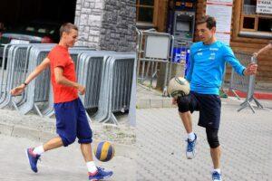 EURO 2016: Kadra polskich skoczków stawia na Francję