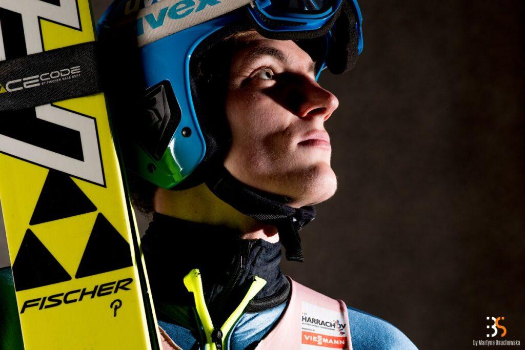 """Konrad Janota: """"Ciężko jest dogonić resztę, pojawia się dużo myśli"""" (Behind the Sport)"""