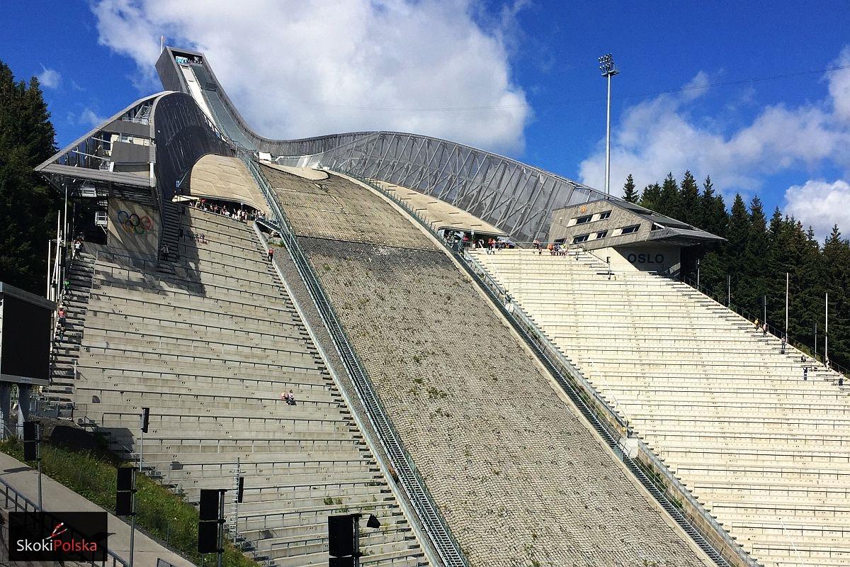 Holmenkollbakken w Oslo (fot. Aleksandra Kowalik)
