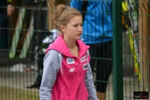 Kinga Rajda poskacze w finale FIS Grand Prix w Czajkowskim