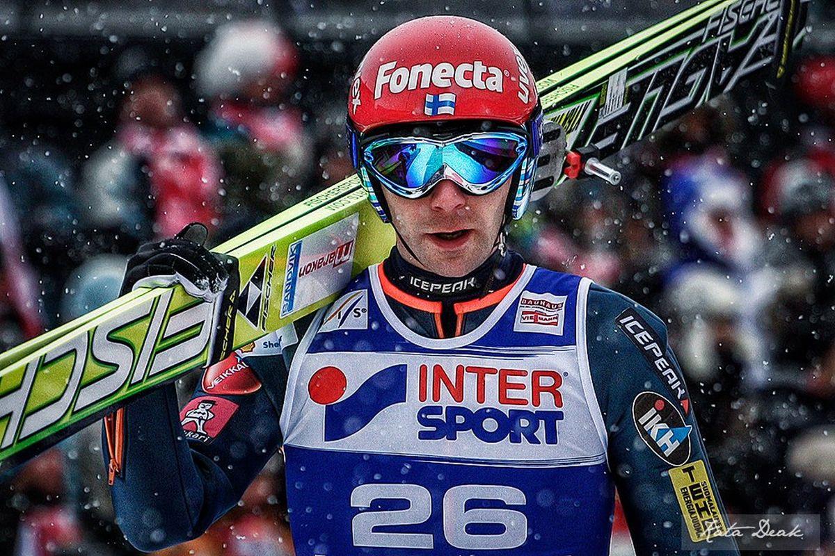 You are currently viewing Konkurs na śniegu w Rovaniemi już w sobotę, poskaczą Ahonen i Kasai!