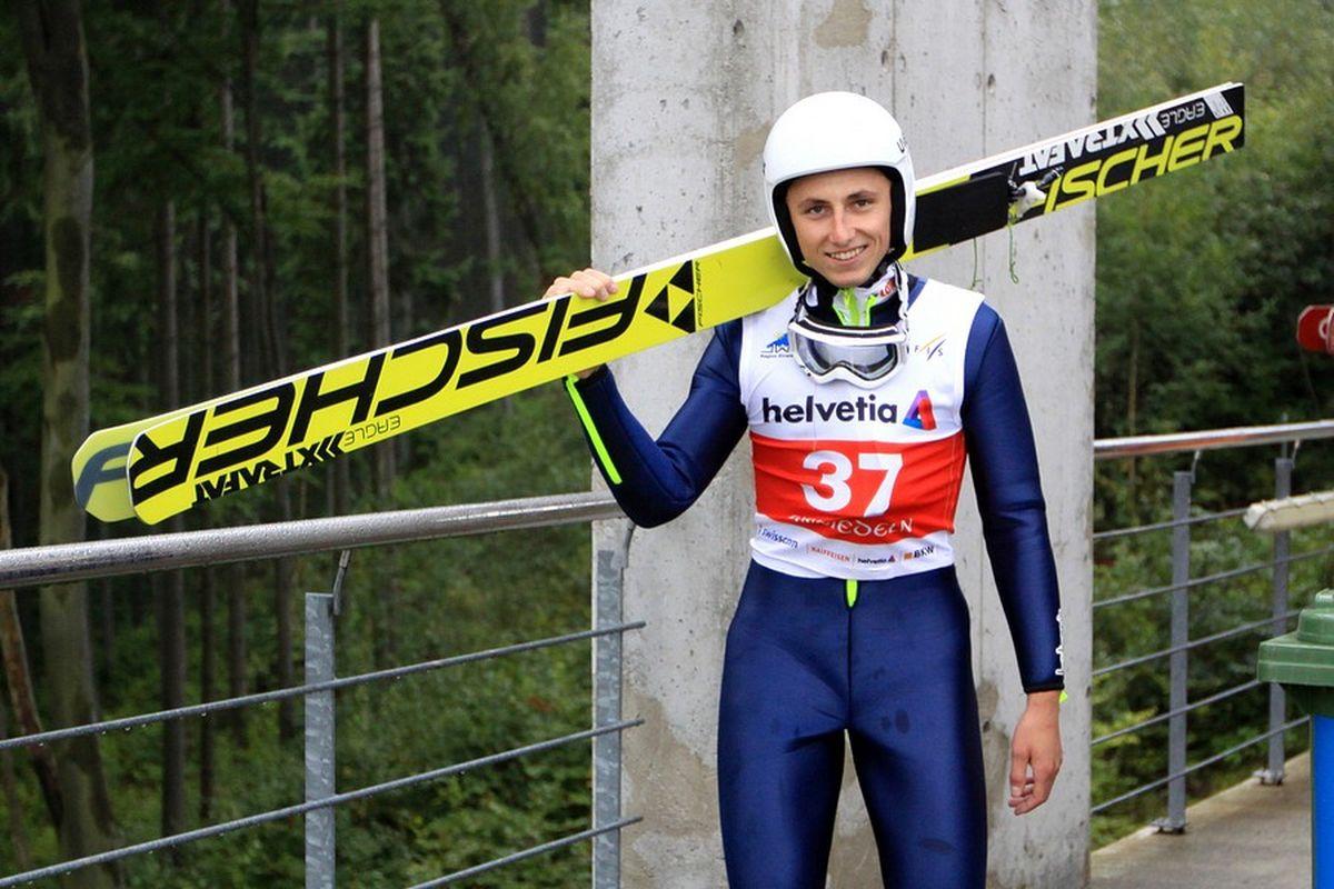 Biegun Krzysztof Wisla.wrzesien.2016 fot.Alicja.Kosman.PZN  - PK Kuusamo: Wohlgenannt wygrywa, Biegun na podium!