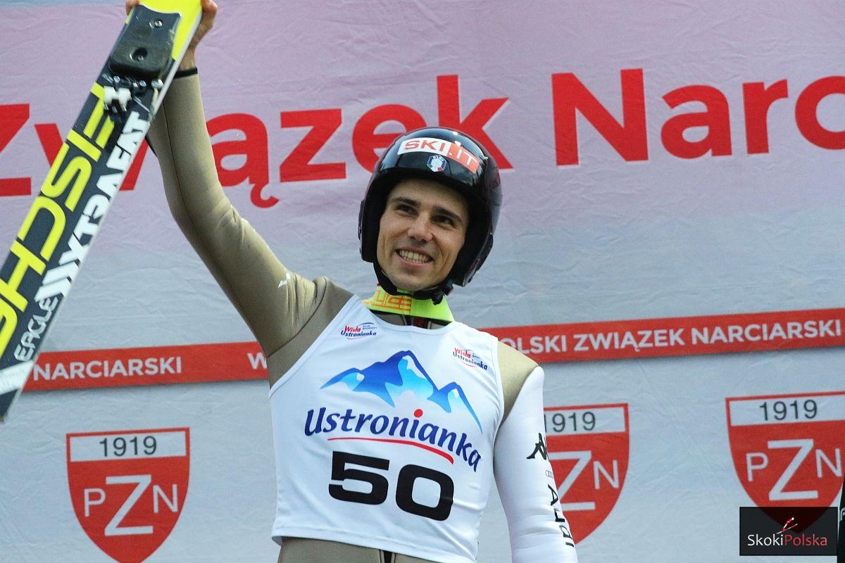 """Davide Bresadola: """"Marzeniem jest zwycięstwo w Pucharze Świata w Zakopanem"""""""
