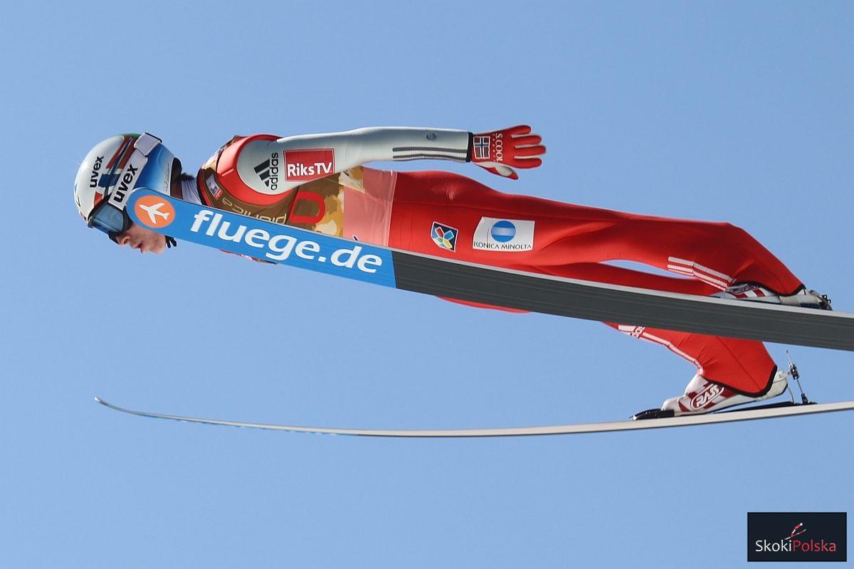 Tylko trzech Norwegów na Oberstdorf, zabraknie rekordzisty świata!
