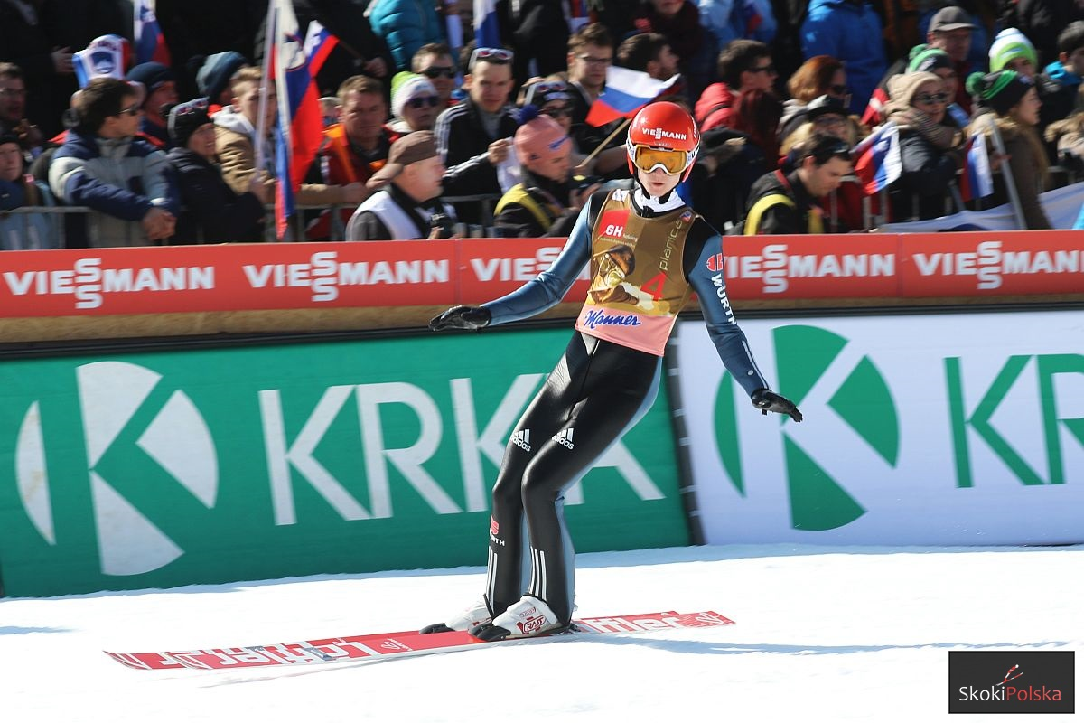 Geiger Karl WC.Planica.2016 fot.Julia .Piatkowska - PŚ PyeongChang: Geiger wygrywa kwalifikacje, rekordowy skok Krafta