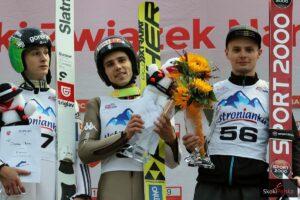 LPK Wisła: Bresadola zwycięża, Ziobro na podium!