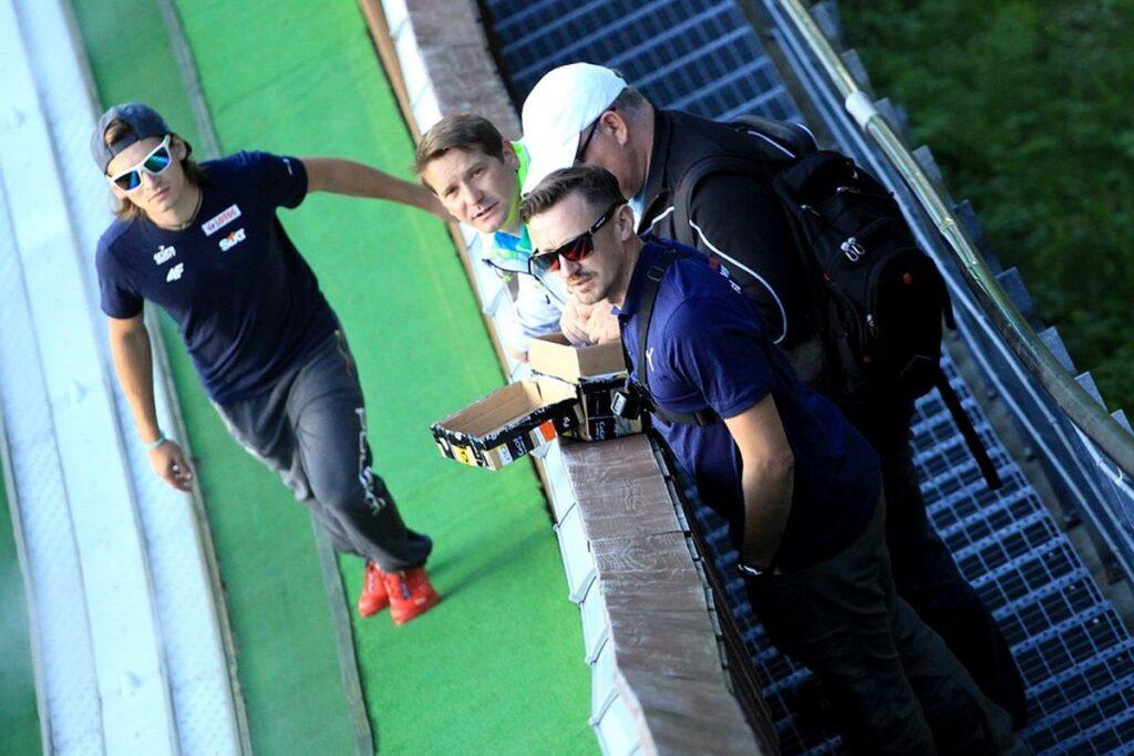 """Polacy korzystają z kamer GoPro, Horngacher: """"Zobaczymy więcej detali"""" (FOTO)"""