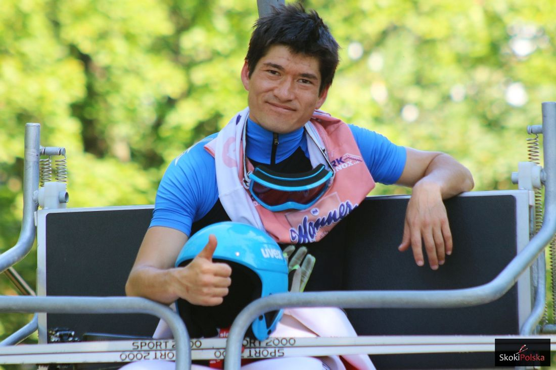 Zhaparov Marat CoC.Frenstat.2016 fot.Julia .Piatkowska - FIS Cup Einsiedeln: Zhaparov najlepszy w kuriozalnym treningu