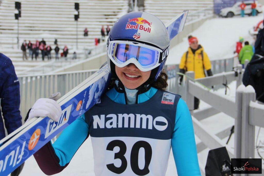 Sześcioro reprezentantów USA na Lahti, wystartuje mistrzyni świata