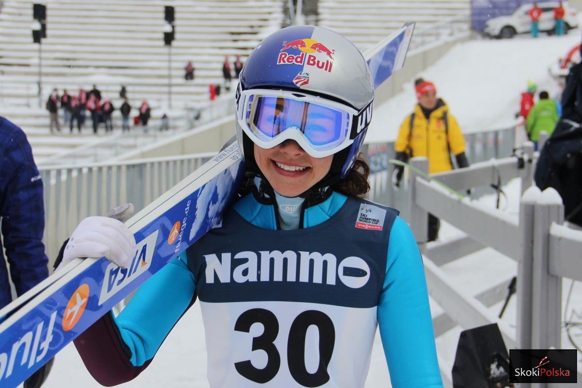 Sarah Hendrickson (fot. Stefan Piwowar)