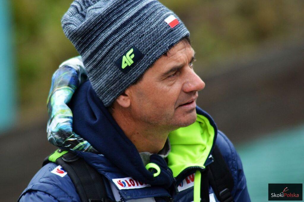 Stefan Horngacher ogłosił skład na pierwsze w tym sezonie loty