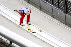 """Polscy skoczkowie na torach lodowych w Oberstdorfie: """"Nie było problemów"""" (FOTO)"""
