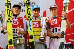 LGP Hinzenbach: Maciej Kot wygrywa konkurs i cały cykl, Kubacki na podium!