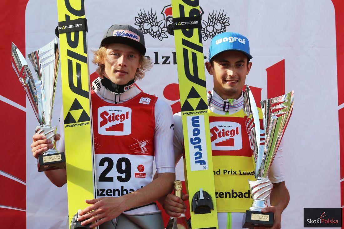 Kubacki Kot Hinzenbach.2016 fot.Julia .Piatkowska - FIS Grand Prix - Hinzenbach 2016 (FOTORELACJA)