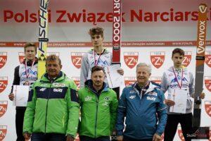 Szczyrk: Kastelik, Pilch i Gruszka z juniorskimi tytułami mistrzowskimi