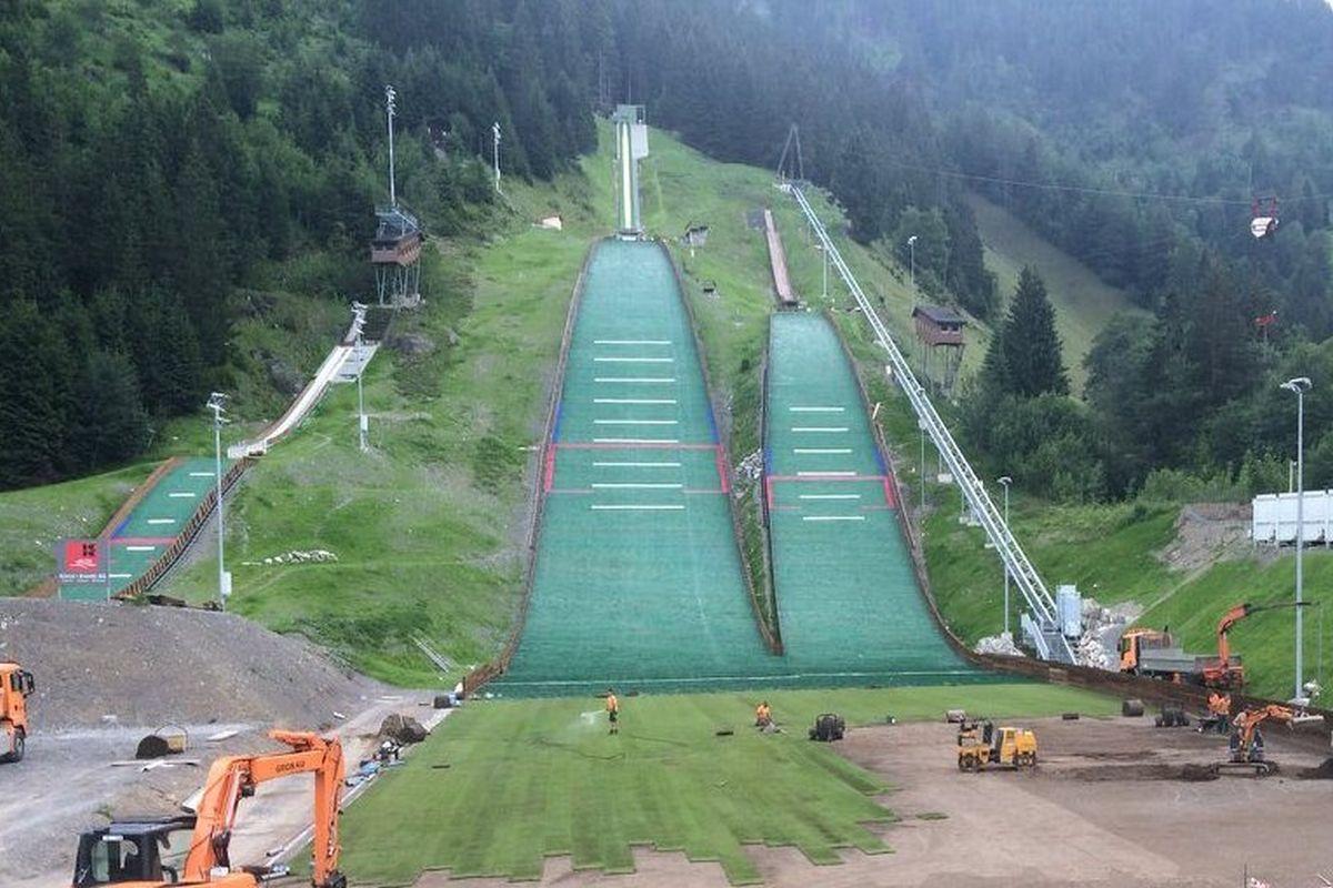 FIS Cup mężczyzn 2017: Kandersteg (program zawodów)