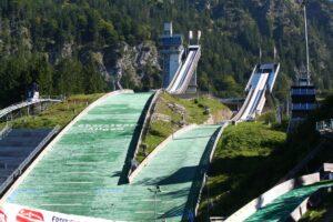 Międzynarodowe konkursy w Wiśle i Oberstdorfie – wyniki