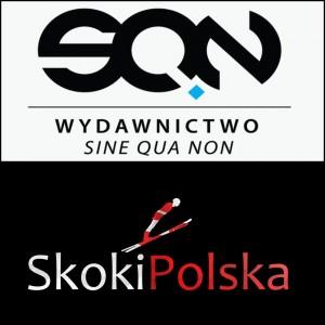 SkokiPolska SQN Sine.Qua .Non logo 300x300 - Konkurs SkokiPolska.pl i SQN - wygraj biografie Hannawalda i Morgensterna!