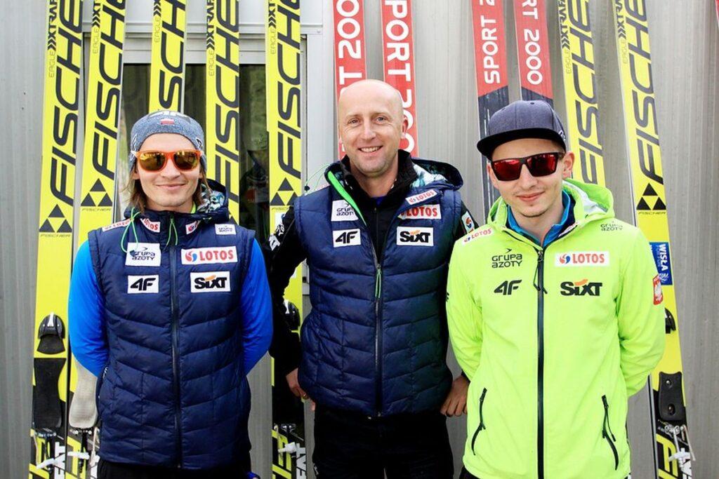 Nowy serwismen w polskiej kadrze skoczków narciarskich!